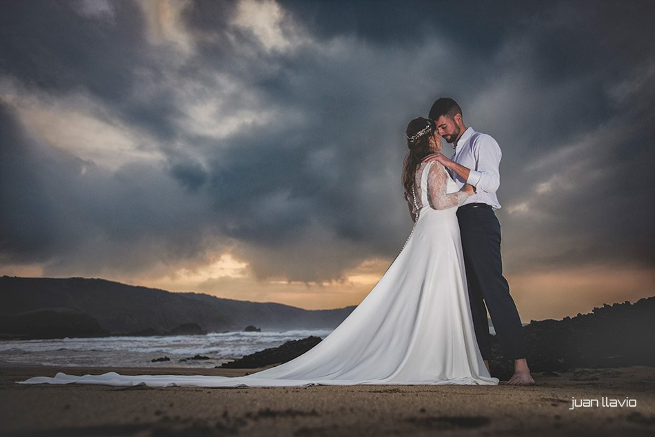 fotógrafo de bodas en Asturias para momentos inolvidables