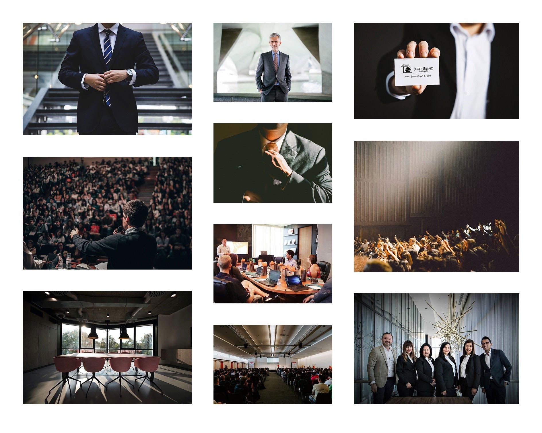 Fotógrafo de eventos de empresa en Asturias