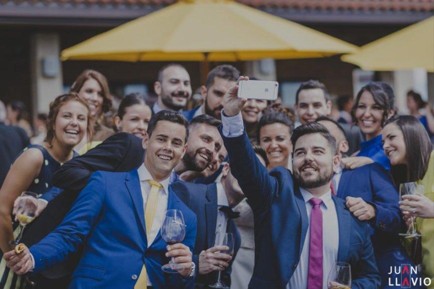 ligar en una boda en Gijón
