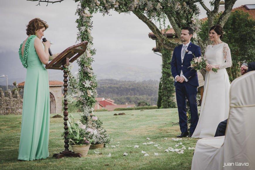 Discursos de boda. Fotografo de bodas en Asturias