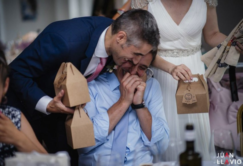 Regalos ecológicos para bodas