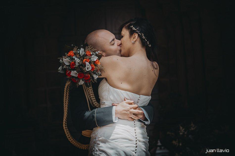 Fotos de bodas sin mascarillas