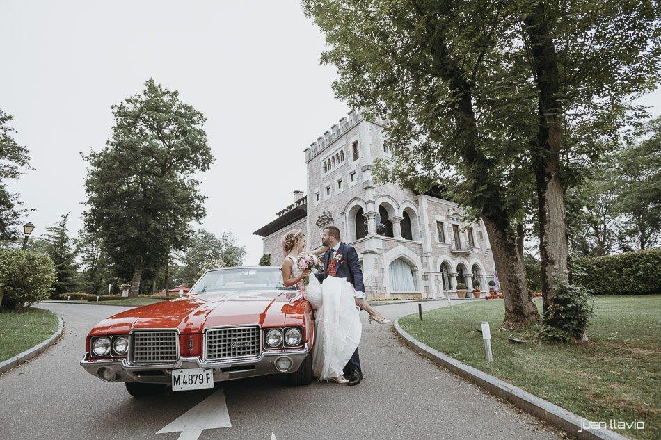 bodas en Asturias Castillo Bosque de la Zoreda
