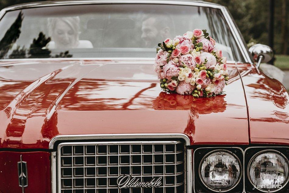Flores para mi boda