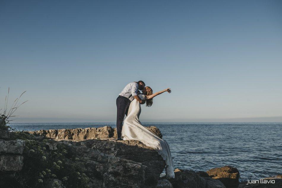 Fotógrafo de bodas en Asturias. Fotografiando la felicidad en Colunga, cerca de Gijón