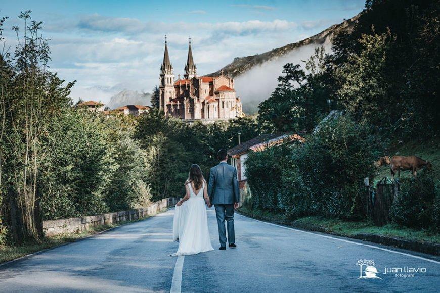 Imágenes de felicidad. Fotógrafo de bodas en Asturias Juan Llavio