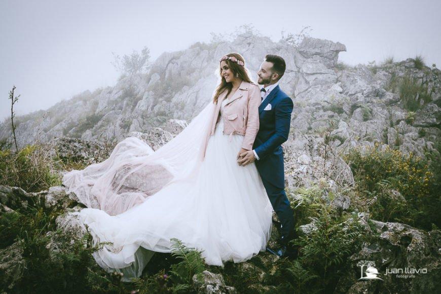 Bodas románticas en Gijón y alrededores